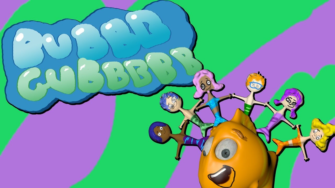 Homemade Intros: Bubble Guppies