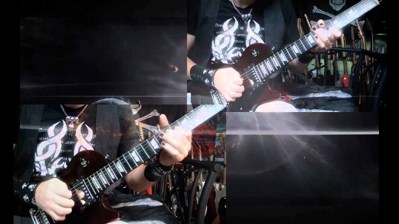 orion guitar cover metallica hd youtube. Black Bedroom Furniture Sets. Home Design Ideas