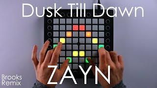 �������� ���� ZAYN - Dusk Till Dawn ft. Sia (Brooks Remix) // Launchpad cover by Nudel ������