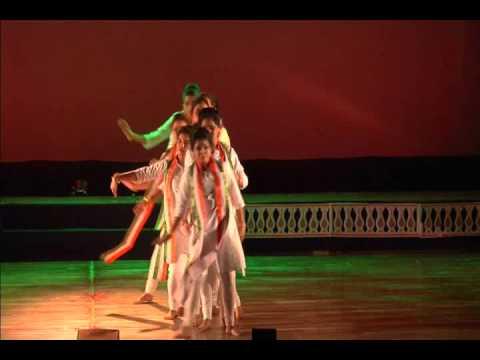 Bharat Humko Jaan Se Pyara Hai Dance By Nrityangayan. Roja