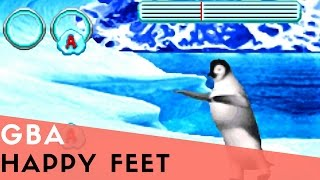 GBA Longplay #26: Happy Feet