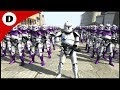 ARC TROOPER ECHO'S MOUNTAIN CITY ASSAULT - Men of War: Star Wars Mod