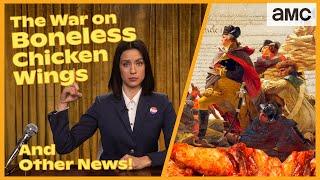 Food Crisis: What's for Dinner? 🥘 So That Happened w/ Francesca Fiorentini | AMC Digital Series
