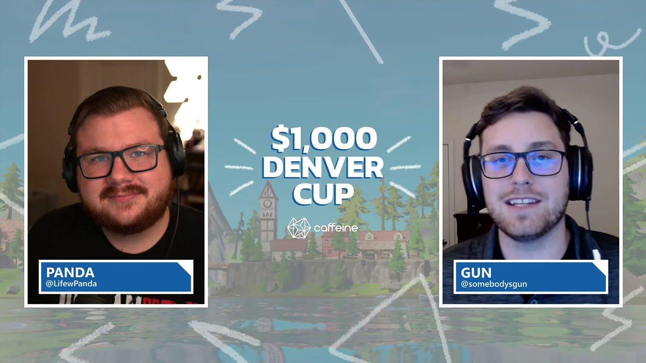$1000 Denver Cup - thatdenverguy Fortnite Solos Event - WEEK 1