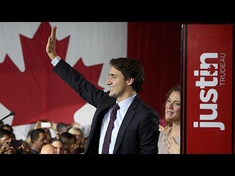 Джастин Трюдо – новый премьер-министр Канады