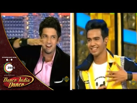 Dance India Dance Season 4 January 12, 2014 - Shyam