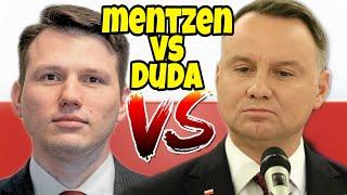 ANDRZEJ DUDA VS SŁAWOMIR MENTZEN - Prezydencka Szkoła Ekonomii