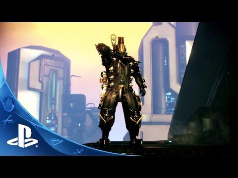 Warframe - Vauban Prime Trailer | PS4