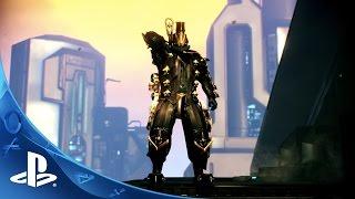 Warframe - Vauban Prime Trailer   PS4