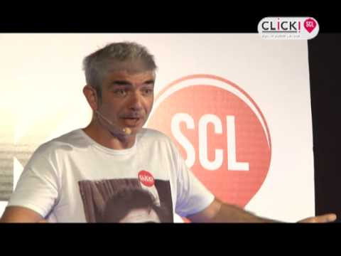 Marcelo Birmajer en Click! SCL