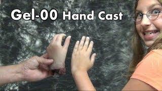 getlinkyoutube.com-Lifecasting Tips: Gel-00 Severed Hand