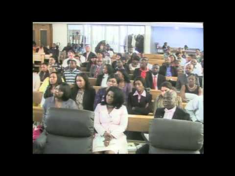 praising God in all Situation - icc berlin