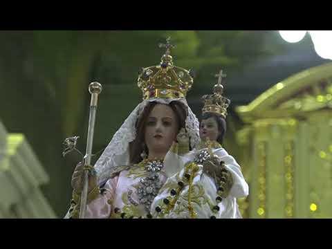 Se cumplen 100 años de la coronación de la Virgen de Río Blanco