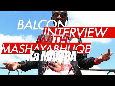 #BalconyInterview: Mashayabhuqe KaMamba The Source Of Digital Maskandi