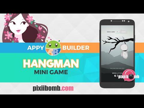 AppyBuilder Tutorial: Hang Man