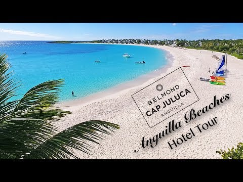 Anguilla Hotel Tour - Belmond Cap Juluca