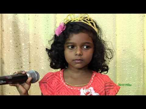 Super singer junior - Partha nayabagam by Angeline