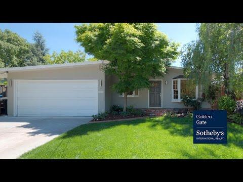58 Lorelei Ln Menlo Park CA   Menlo Park Homes for Sale