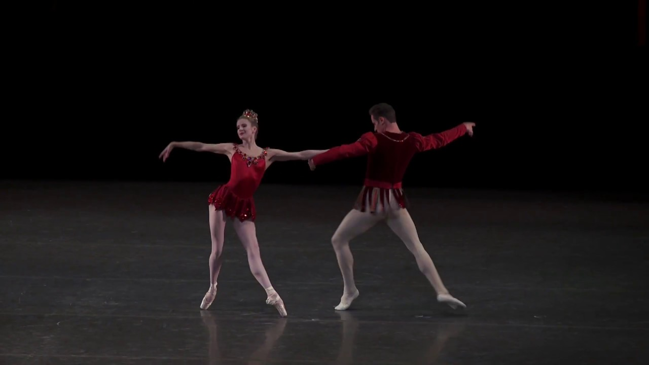 Sterling Hyltin on George Balanchine's RUBIES: Anatomy of a Dance