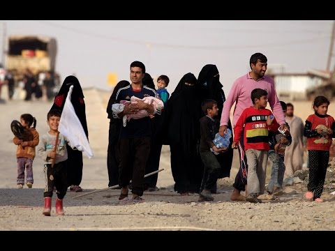 ISIS executes civilians as Iraqi forces gain ground in Mosul