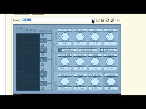 Free Auto-Tune in Audacity T-Pain Effect & Pitch Correction & Alien Voices o.O