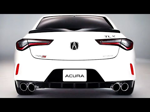 2021 Acura TLX – Full Presentation – TLX Type S First Look