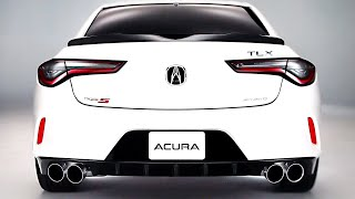 2021 Acura TLX - Full Presentation - TLX Type S first look
