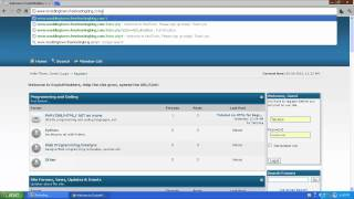 ExploitHost's Mod'n'Hack Forum-Site - Link In DESC.