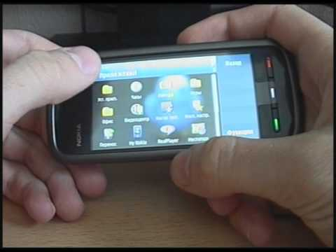 Краткий Обзор телефона Nokia 5228