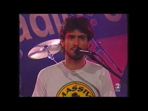 Basque Dub Foundation (BDF) meets Loud & Lone - Live Tv (2002) HD