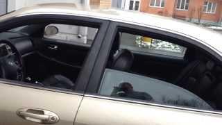 Авто поднятие стекло при постановке на охрану(, 2014-01-07T10:34:30.000Z)
