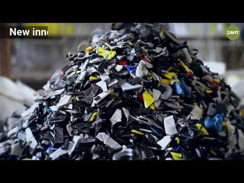 Plastic Recycling In Israel