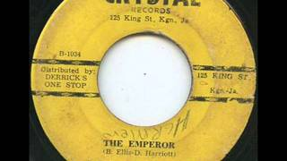 Bobby Ellis - The Emperor