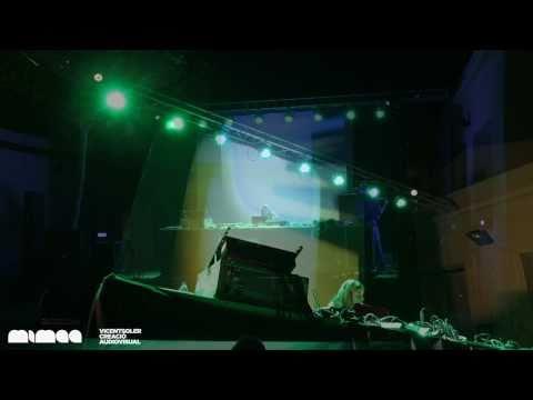 MIRA CALIX (WARP) live @ MIMAA FESTIVAL 2010