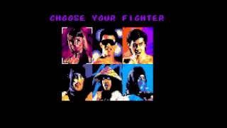 Mortal Kombat - Mortal Kombat (Sega Master System) - Select - User video