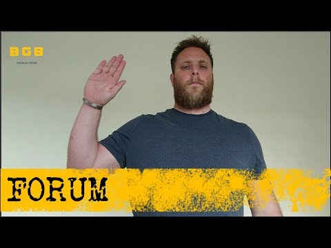 Big Guy Boards Forum