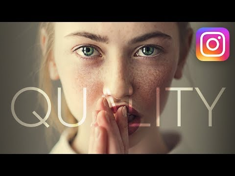 6 Secret Steps to Nail Instagram Quality! - Photoshop Tutorial