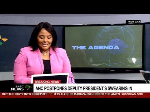 Professor Dirk Kotze on postponement of Mabuza's swearin-in