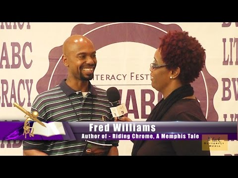 BWABC 2014 Interview with Author Fred Williams