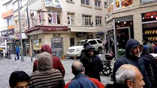 Как снимали турецкий сериал.