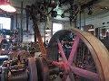OLD STEAM POWERED MACHINE SHOP 41  Engine Flywheel