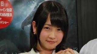 AKB川栄、バカセンターで人気急上昇も「嘘だろうが!」 人気アイドルグループAKB48の川栄李奈(18)が8日、都内で行なわれた映画『シー・トレ...