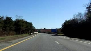 Interstate 190 (Exits 5 to 8) northbound