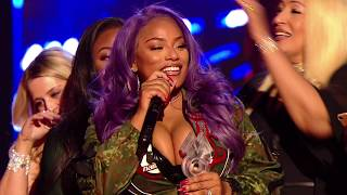Stefflon Don | Best Female award acceptance speech | MOBO Awards 2017