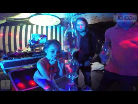 DJ Janice - Fahrenheit Club Horizon Manor Hotel Doha