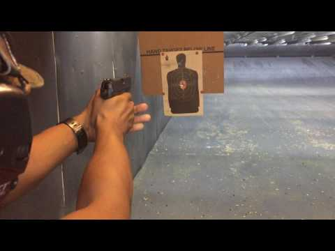 HK P30 L Extraction issues today at the range!