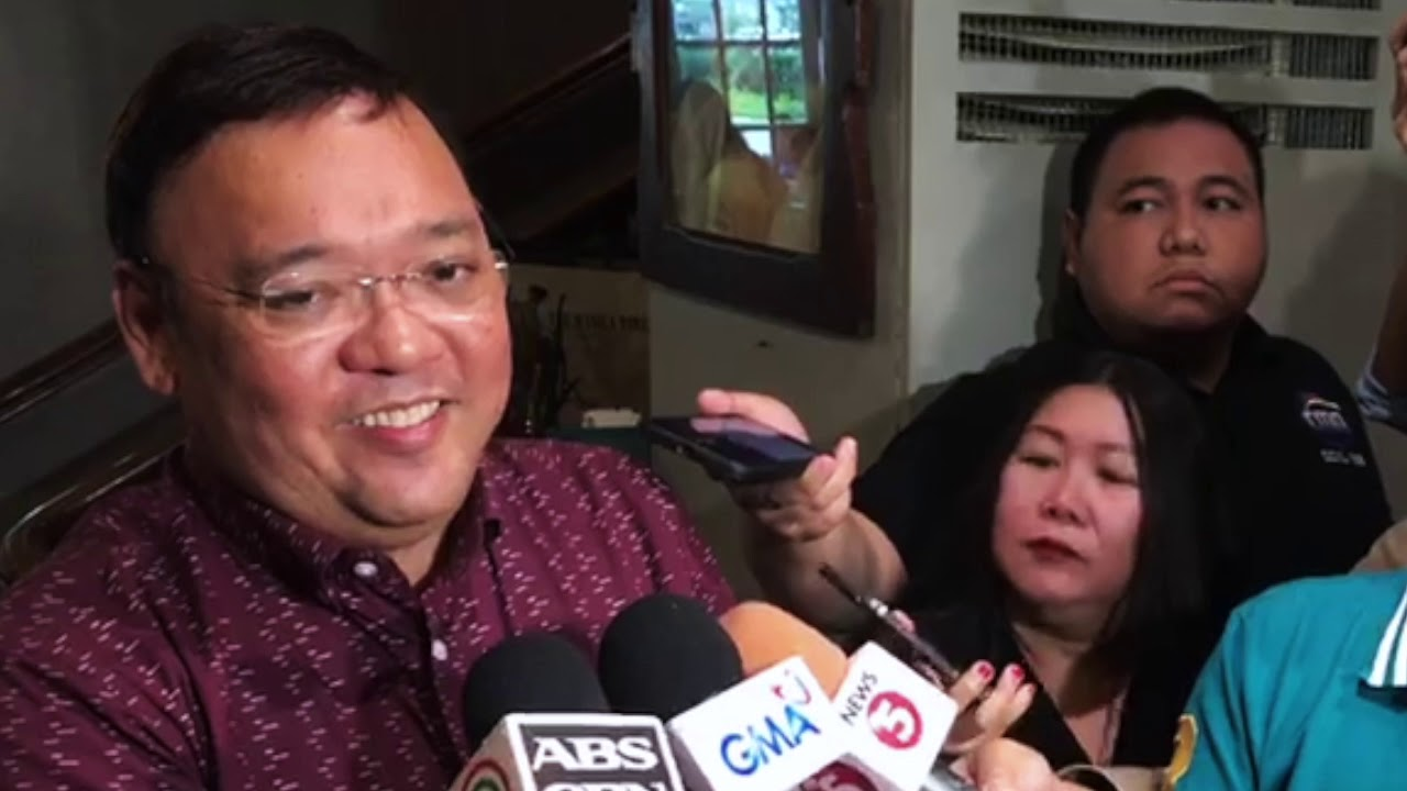 Harry Roque withdraws Senate bid