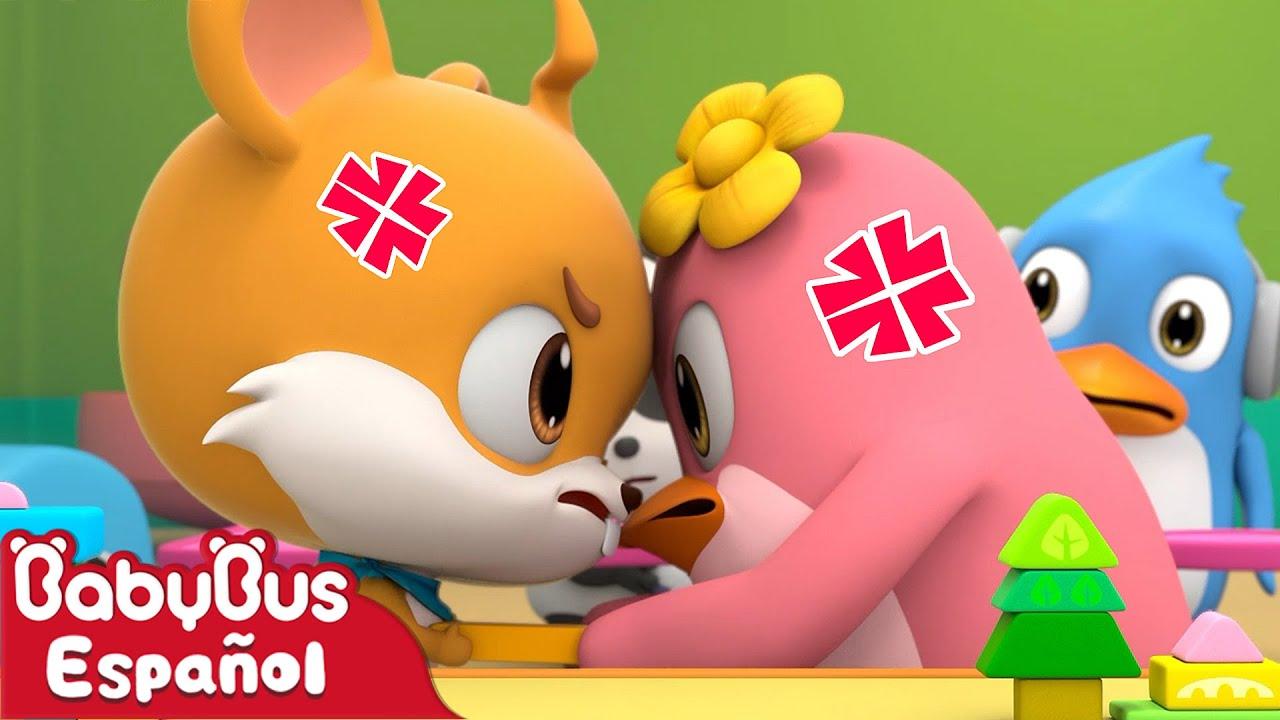 Compartir los Juguetes con Amigos | Canciones Infantiles | Video Para Niños | BabyBus Español