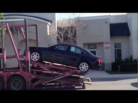 Shipping Cars From South Florida to Seattle Washington