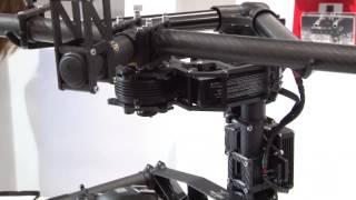 GOPRO/iPhone対応 2軸ハンドジンバル メカニカルジンバル式スタビライザー「Orbit」 三軸カメラジンバル「MOVI 10」 マルチコプター空撮.